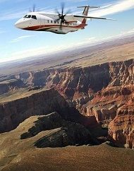 Grand Canyon Deluxe Airplane Tour