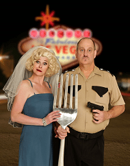 Marriage Can Be Murder Mystery Dinner Show Las Vegas