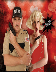 Marriage Can Be Murder Mystery Dinner Show