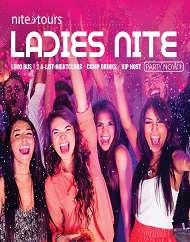 Ladies Nite Out Las Vegas Nightlife Experience