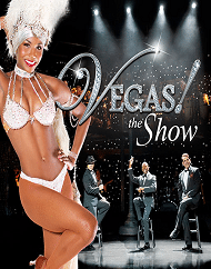 Vegas The Show Discount Dinner Package Tickets