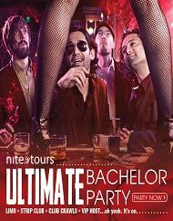 Ultimate Bachelor Party Nightlife Experience
