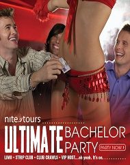 Ultimate Bachelor Party Nightlife Experience Las Vegas