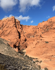 Red Rock Canyon Trekker Tour Optional Rocky Gap Upgrade