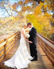 Red Rock Canyon Wedding Ceremony or Vow Renewal Package