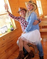 Western Chapel Wedding Ceremony Vow Renewal Package