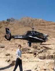 Grand Canyon West Rim Landing Tour Mustang Helicopters