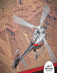 Maverick Helicopters Indian Territory Tour Plus Optional Skywalk Tickets