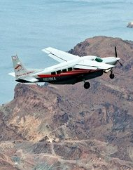 Maverick Airlines Western Territory Grand Canyon Tour