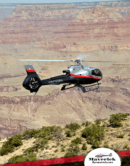 Maverick Helicopters Spirit Tour South Rim Grand Canyon