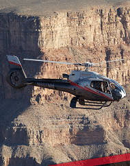 Grand Canyon Helicopter and River Rafting Tour