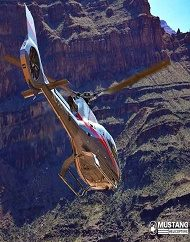 Mustang Helicopters Grand Canyon Air Tour