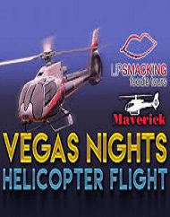 Savory Bites & Neon Lights, Lip Smacking Foodie Tour, Maverick Helicopters, Night Strip Helicopter Tour