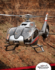 Silver Cloud Grand Canyon Air Only Helicopter Tour