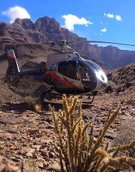 West Rim Grand Canyon Discovery Landing Tour