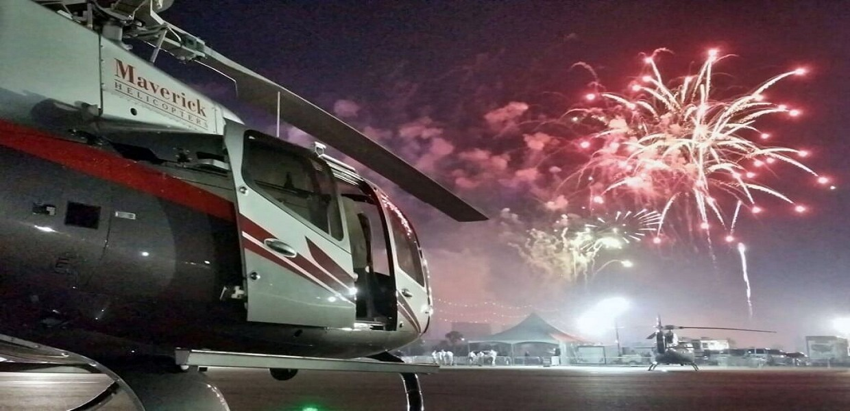 Exclusive helicopter shuttle transportation to edc 2017 for Las vegas motor speedway transportation