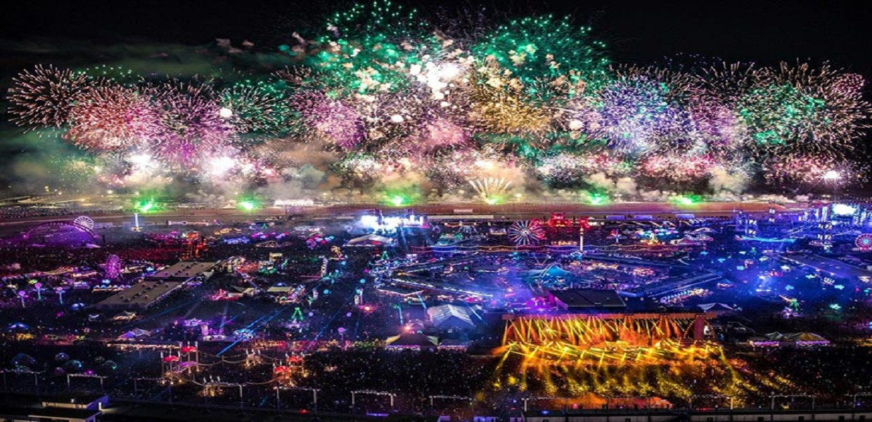 Exclusive Helicopter Shuttle Transportation To Edc 2017
