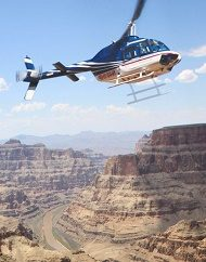 Grand Canyon Western Ranch Experience Overnight Stay Plus Helicopter Tour