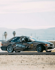 Catch My Drift Mustang Off-Road Experience Las Vegas