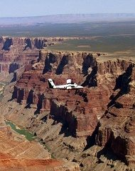 Grand Discovery Air Tour Departs Grand Canyon South Rim
