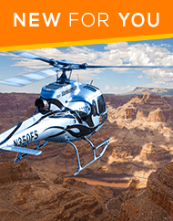 Grand Canyon Helicopter Landing Adventure