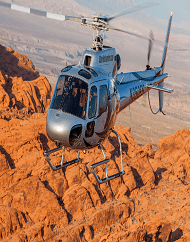 Grand Canyon West Overnight Cabin Stay Helicopter Ground Tour