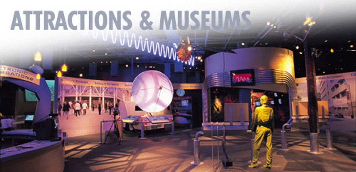 Las Vegas Attraction & Museum Tickets