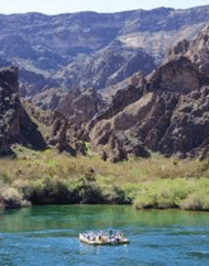 Grand Canyon Helicopter Plus Black Canyon River Rafting Tour