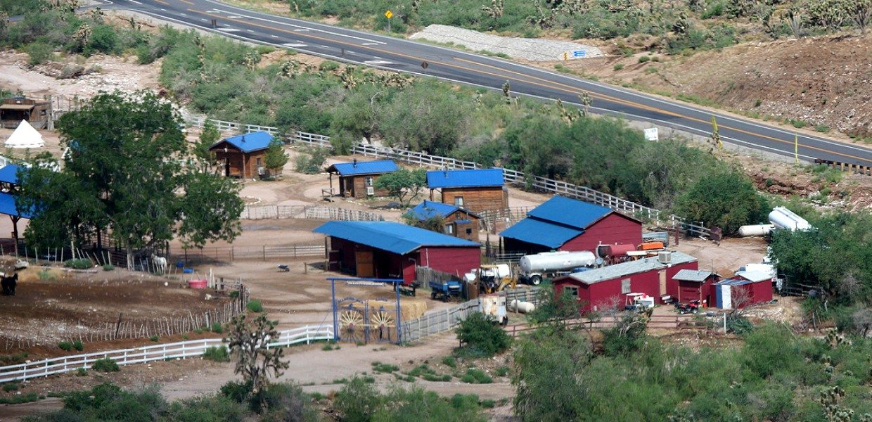 Grand Canyon Ranch Helicopter Tours