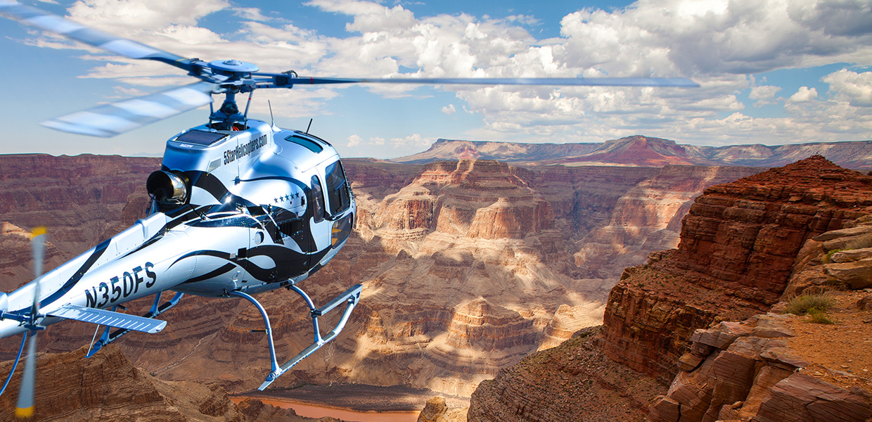 Boulder City Grand Canyon Helicopter Tours