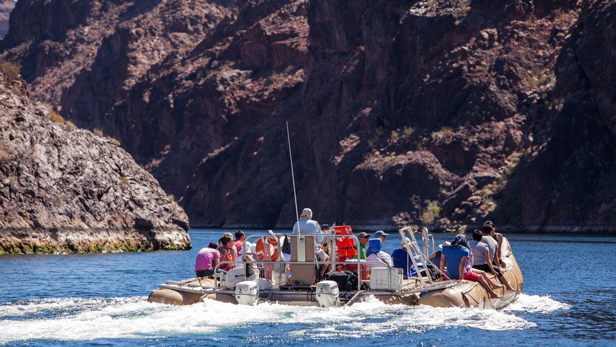 Grand Canyon Raft Tours From Las Vegas
