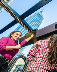 THE TOUR Immersive New York City Sightseeing Adventures