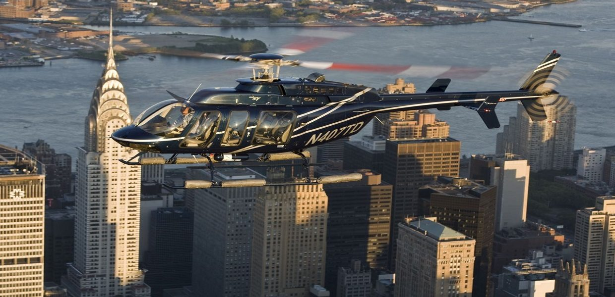 The Tour Exchange Manhattan New York City Helicopter Tours Chrysler Building