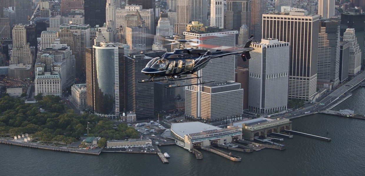 The Tour Exchange Manhattan New York City Helicopter Tours Financial District