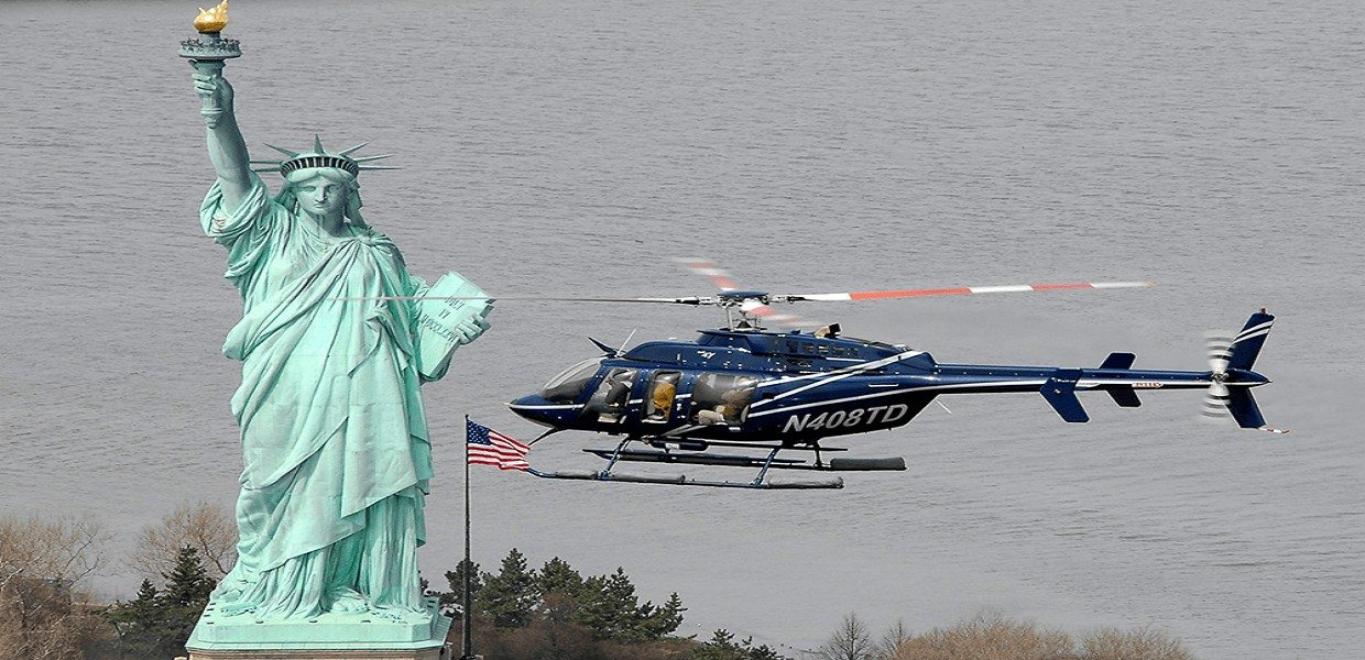 The Tour Exchange New Yorker Manhattan Helicopter Tour