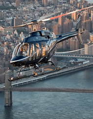 VIP New York City Helicopter Boat Combo Tour