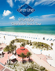 Clearwater Beach Bus Tour Gray Line Orlando