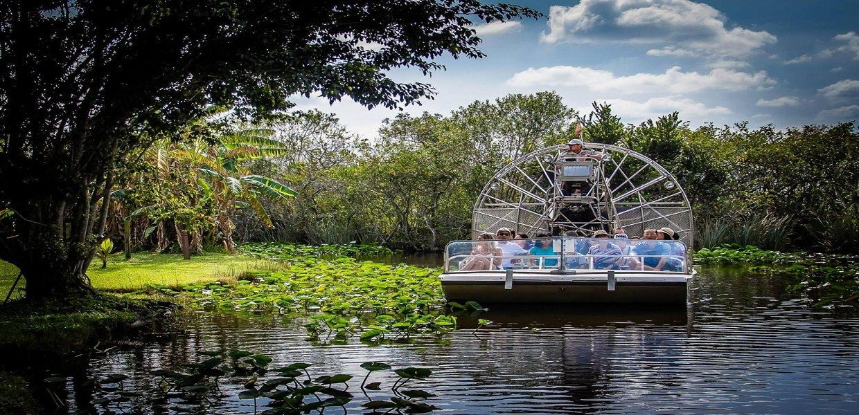 The Tour Exchange Everglades Miami Airboat Tour