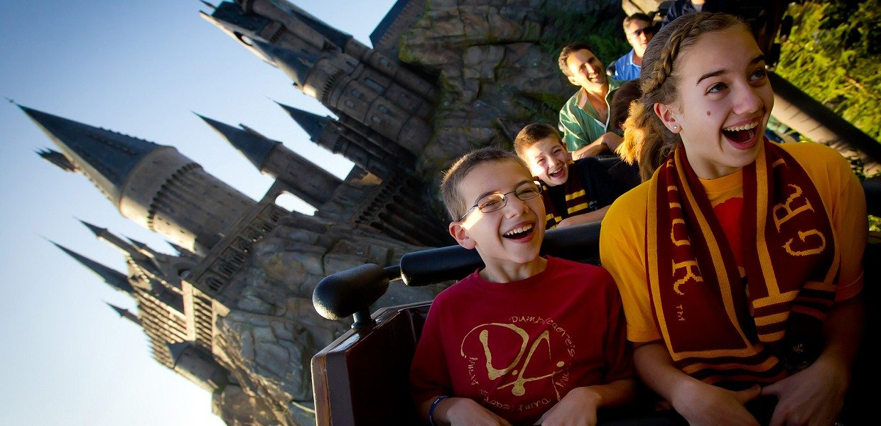 The Tour Exchange Universal Park to Park Wizarding World Tickets