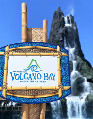 Universal Orlando Resort Park to Park Volcano Bay Tickets