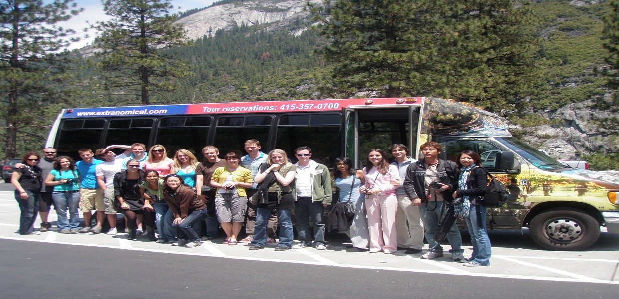The Tour Exchange Extranomical Tours Total Yosemite Experience Day Trip